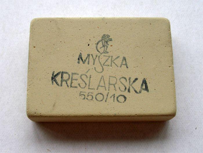 Gumka Myszka