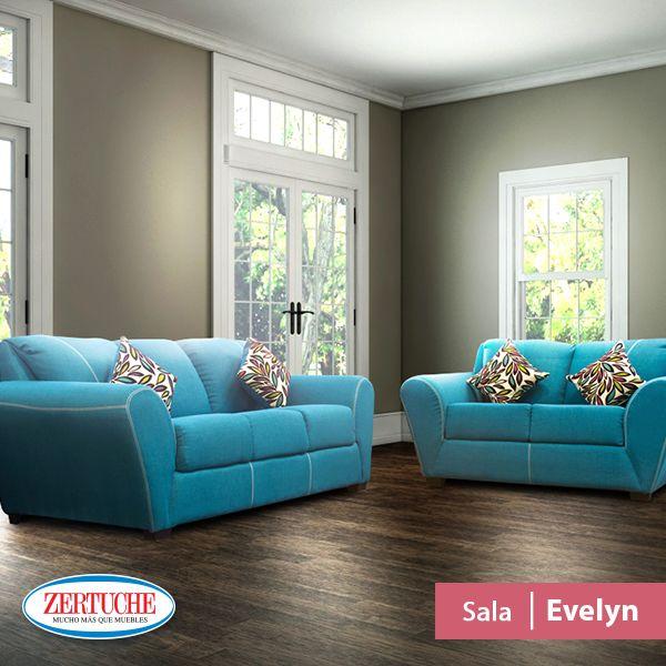 Nueva sala evelyn exclusiva sala en estilo moderno for Muebles modernos para sala