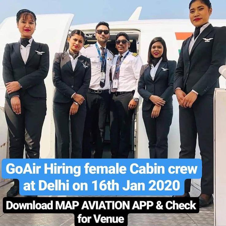 Goair Is Hiring Cabin Crew At Delhi Only Female Walk In Interviews City Delhi Date Flight Attendant Interview Questions Interview Interview Questions