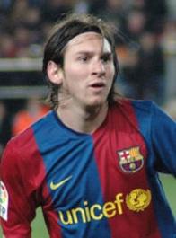 Lionel Andrés Messi - FC Barcelona - recorde de 78 gols na temporada