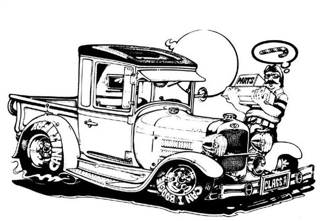7 best classic car coloring pages get the kiddos started