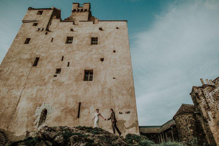 Ilse of Skye Weddings – Eilean Donan Wedding – Scotland Wedding – Carey Nash Photography