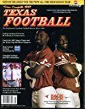 Ricky Williams Texas Longhorns Publications