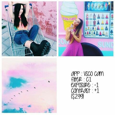 Vsco Cam Filters Pink Instagram Feed 20