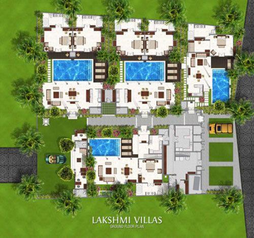 http://prestigebalivillas.com/bali_villas/lakshmi_villas/5/service_facility/ Lakshmi Villas Ground Floor Plan