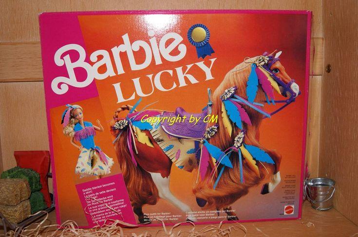 Barbie-Pferde-Sammlung