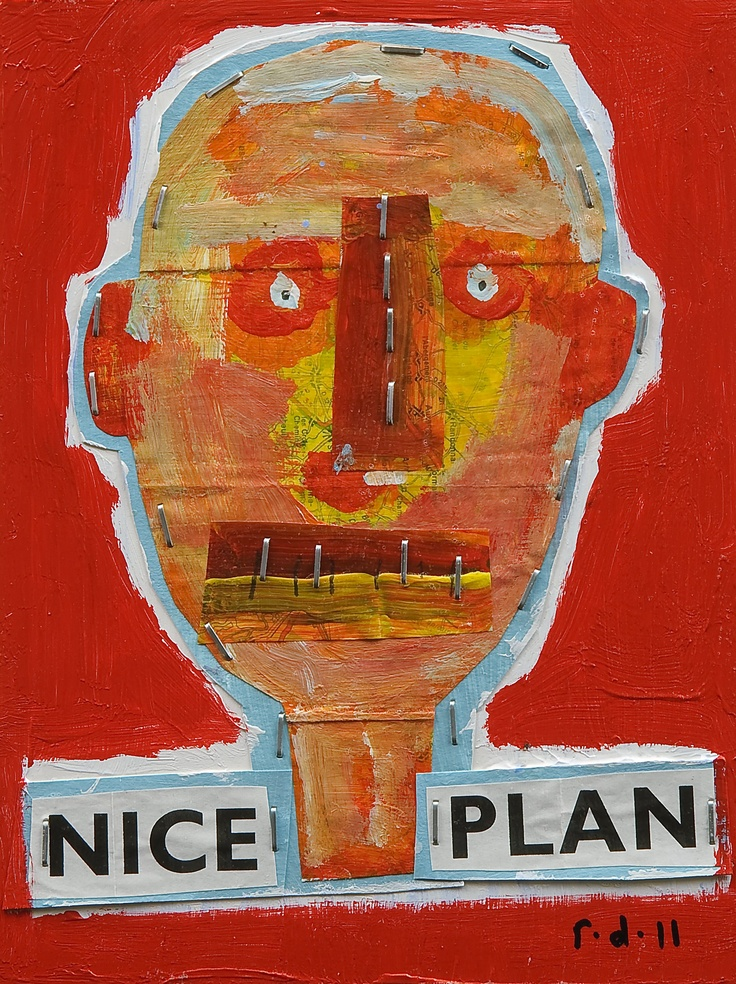 Richard Denny  Nice Plan - 2011