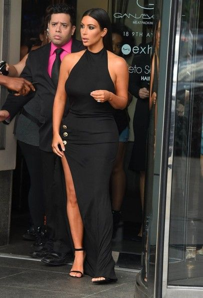The Kardashian Clan Steps Out In NYC