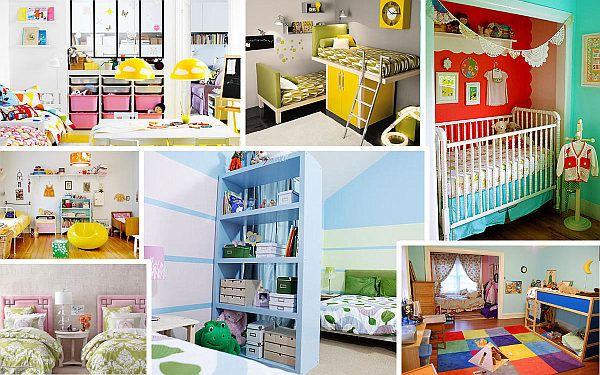 Shared Bedroom - Ideas on how to make it work for a boy and a girl
