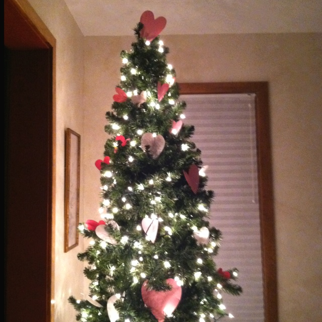 44 best images about my year round tree on pinterest for Year round christmas tree