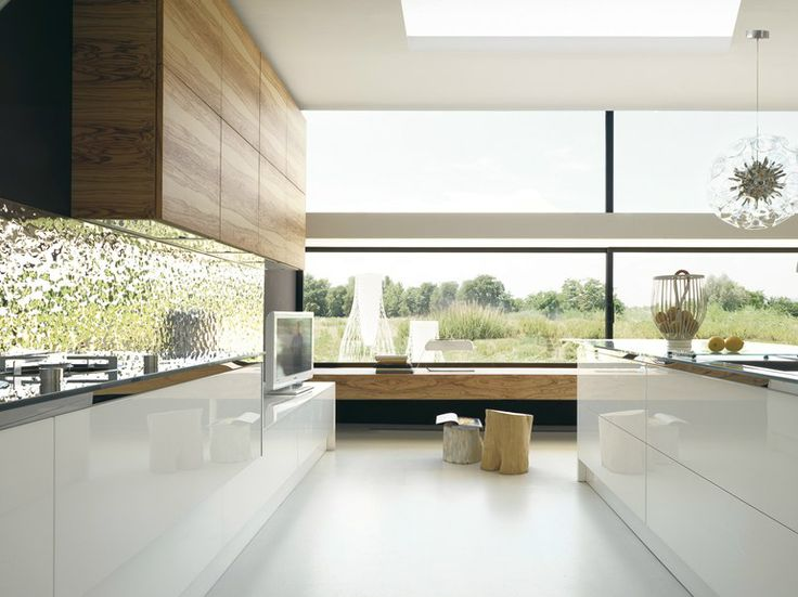 62 best Kitchens images on Pinterest | Aster, Contemporary unit ...