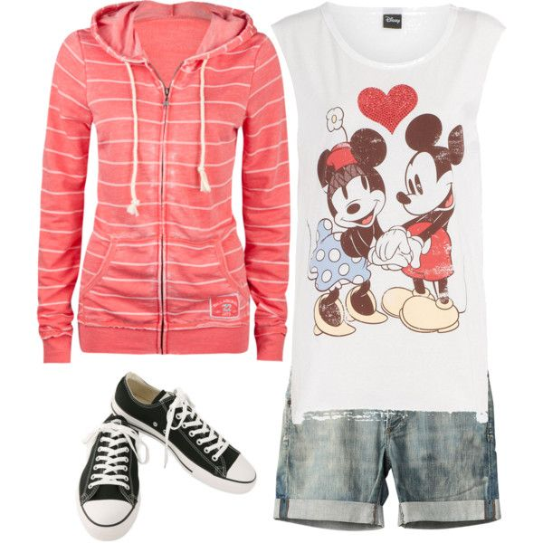 Never lose touch with the inner kid you are. This could be cute for both a guy or a girl outfit!