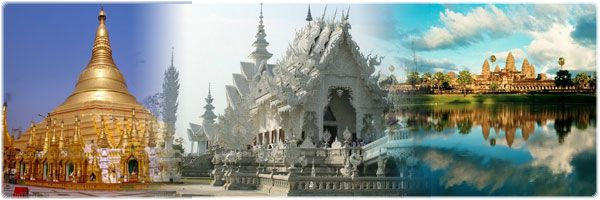 Temples of the #World
