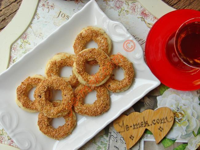 Tuzlu Minik Simit Kurabiye Resimli Tarifi - Yemek Tarifleri