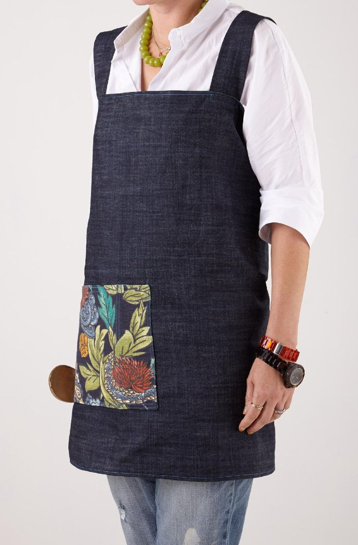 Sewing Tutorial: Pinafore Apron. For All You Apron Lovers Here's Another!  Canadian Living