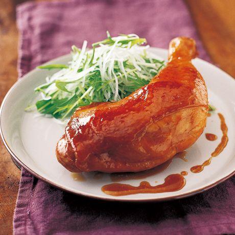 骨つき照り焼きチキン   脇雅世さんの照り焼きの料理レシピ   プロの簡単料理レシピはレタスクラブニュース