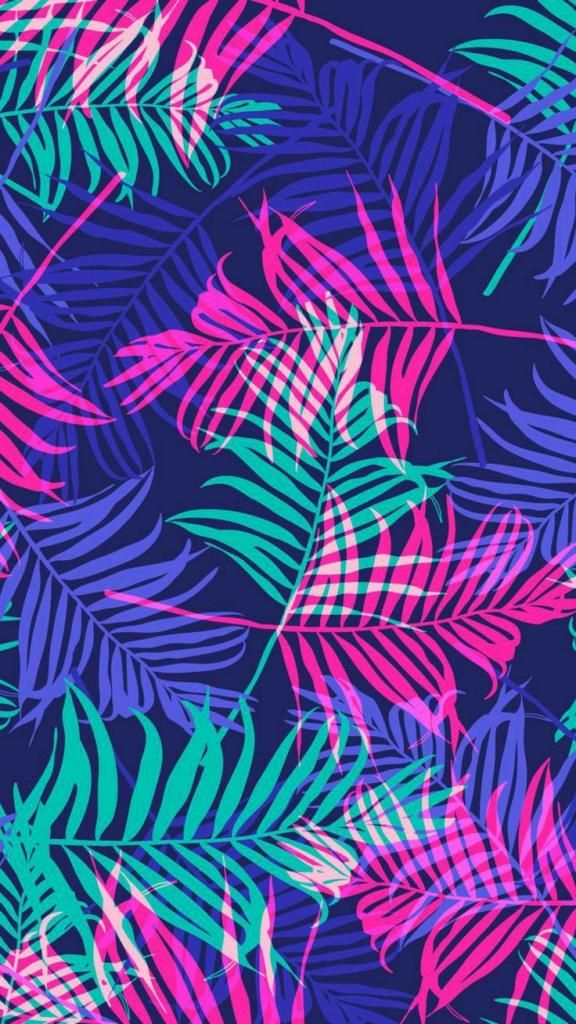 Iphone X Background 4k Palm Leaves Download Free In 2019