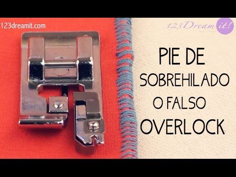 Pie de Sobrehilado - YouTube