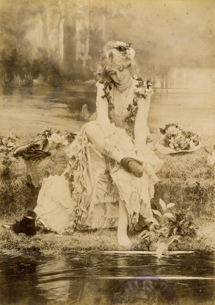 Madeline (?), 1842/1911. BPE Pontevedra (BVPB), Public Domain