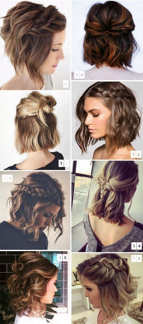 Shoulder joint hairstyles