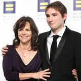 """Sally Field Pens Heartfelt Letter About Gay Son Sam Greisman, Decries """"License to Discriminate"""" Bills.  To get the word out, the 67-year-old actress penned a heartfelt letter about her experiences as the mother of a homosexual son and two heterosexual boys. """"The three things I'm most proud of in my life are my sons, Peter, Eli and Sam,"""" the star writes. """"They are kind, loving and productive people...Sam is my youngest son, by 18 years, and he's gay. To that, I say: So what?"""""""