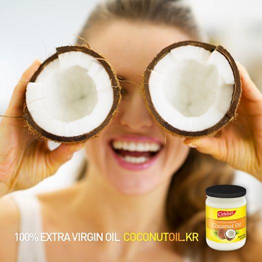 면역성분 라우르산이 모유의 10배 NON GMO 건강한 100% 저온압착유 _ www.coconutoil.kr 셀레베스 코코넛오일