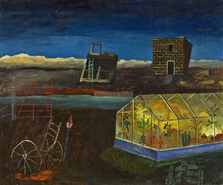 Simon Quadrat The Illuminated Greenhouse