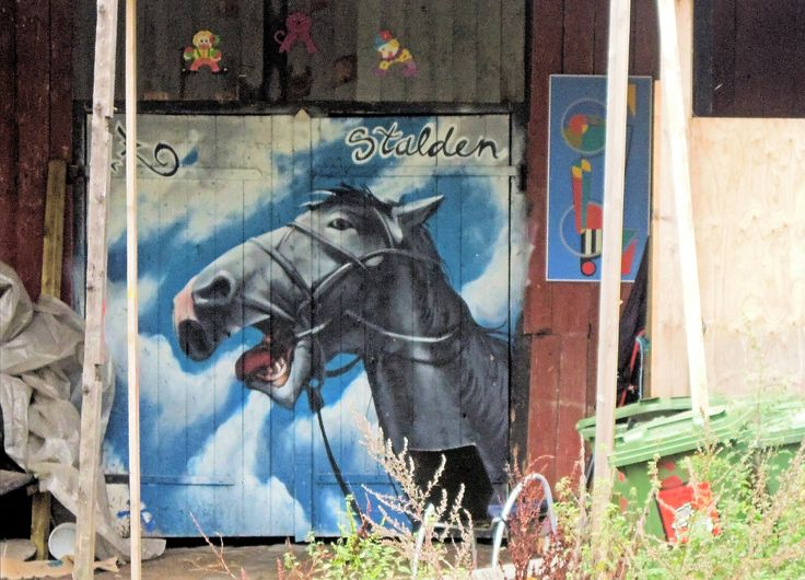 Copenhagen 2014 - Street Art 13 (Christiania)