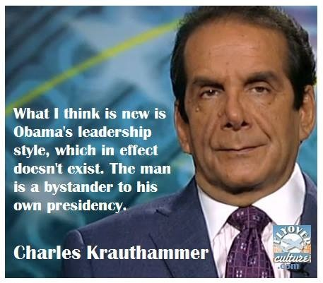 Charles Krauthammer quote