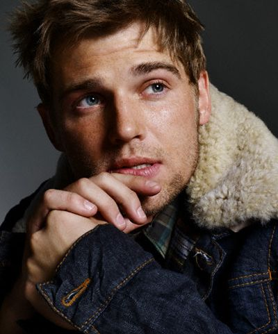 mike vogel, the only reason I continue to watch the disastrous Under The Dome