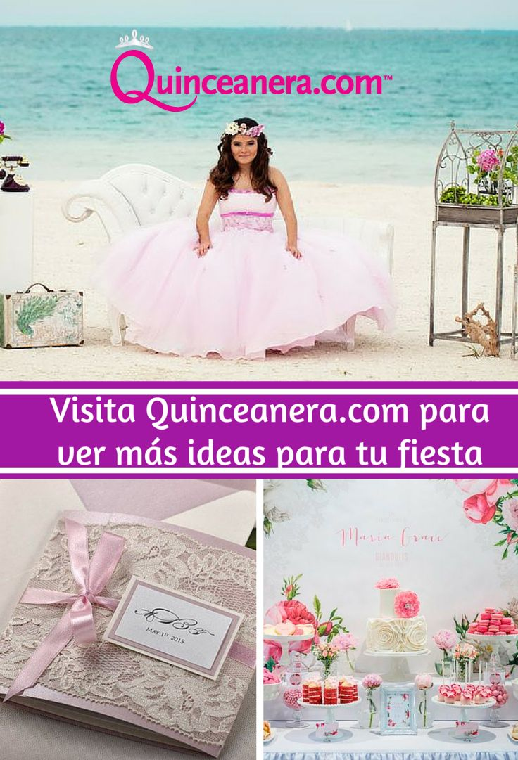 quinceanera planning Planning a quinceanera can be hard work we hope to ease the quinceanera planning process by helping you in every way we can here's a list of things to get started on 1 to 2 years before the quinceanera.