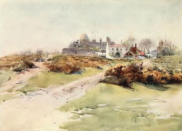 Bidston Hill Wirral