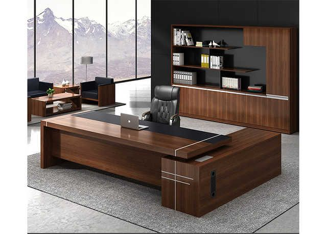 Source High Quality Luxury Commercial Furniture Office Standing Table Unique Execu Office Furniture Design Luxury Office Furniture Home Office Furniture Design