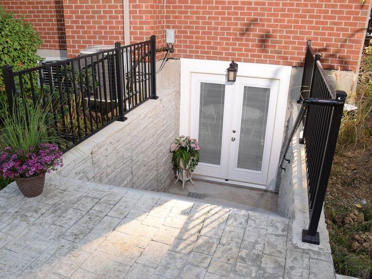 Lovely Basement Egress Doors