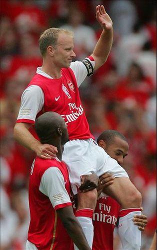 #Dennis #Bergkamp #Arsenal
