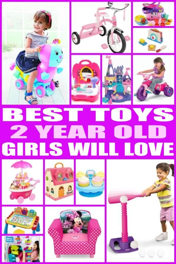 Find The Best Toy Gifts For 2 Year Old Girls Kids Would Love Any Of