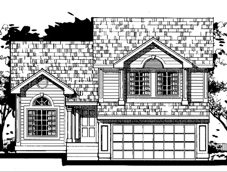 Cottage House Plan With 1617 Square Feet And 3 Bedrooms From Dream Home Source