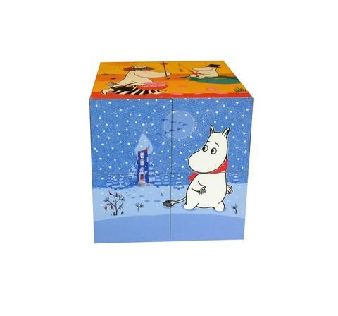 We have a rich selection of Moomin toys - ranging from Moomin plush toys to the Moomin House, Moomin snuggies and Moomin calendars.Browse all Moomin toysbelow