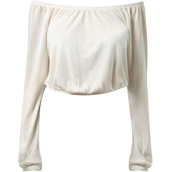Best 25  Cream long sleeve tops ideas on Pinterest | Cloud dancer ...