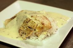 A really nice white sauce to go with tilapia (the only fish I like) Made this and it is a really good and easy recipe!