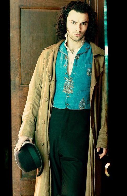 Aidan Turner - Desperate Romantics