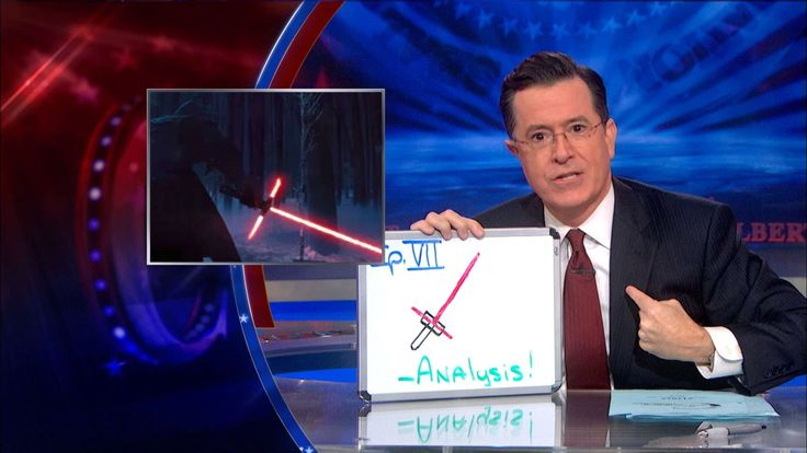 """Stephen Explains """"Star Wars"""" To China"""