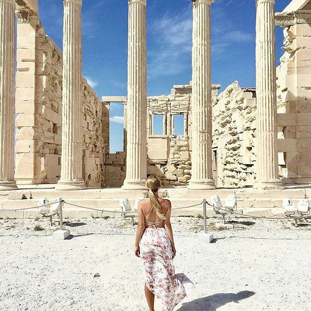 Acropolis, Athens, Greece...  Photo from @the_essentialist_!