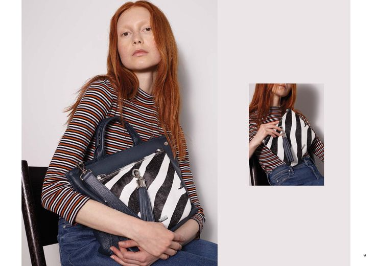 VVA Handbags - Dahlia Navy Leather Handbag http://www.vva.co.uk/products/dahlia-tote-navy and Zebra clutch http://www.vva.co.uk/products/ivy-calf-zebra-print