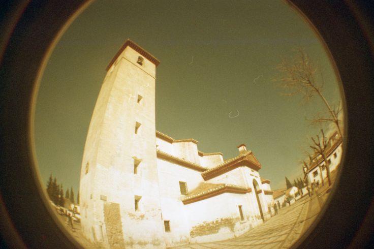 Fisheye Spain, Granada