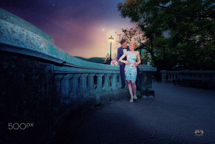 Magic of the night - www.carasdesign.com