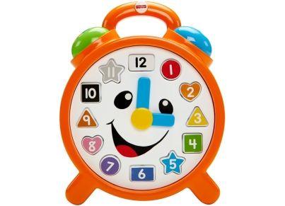 Fisher Price Laugh & Learn Εκπαιδευτικό Ρολόι (DLB24) | Public
