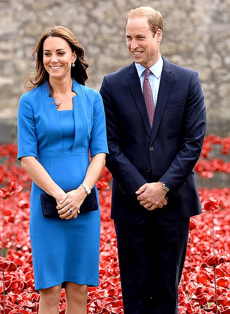 Kate Middleton, Prince William, Prince Harry Honor Fallen WWI Soldiers - Us Weekly