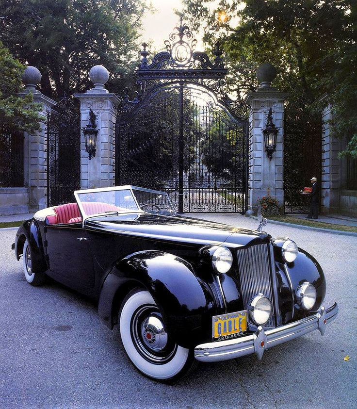 1052 Best Vintage Cars Of The 1920's And 1930's, 1940's