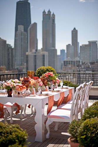 14 Wedding Venues For Every Budget #refinery29  http://www.refinery29.com/wedding-venues#slide15  Public Chicago If anyone knows how to throw a party, it's Ian Schrager, the entrepreneur and hotelier who is known as the man behind the legendary Studio 54 nightclub. In 2011, he transformed Chicago's Ambassador East Hotel into Public Chicago, a luxe, modern hotel and the new home for the famed Pump Room restaurant. Without a doubt, the Gold Coast venue is one of the chicest in the city, but…